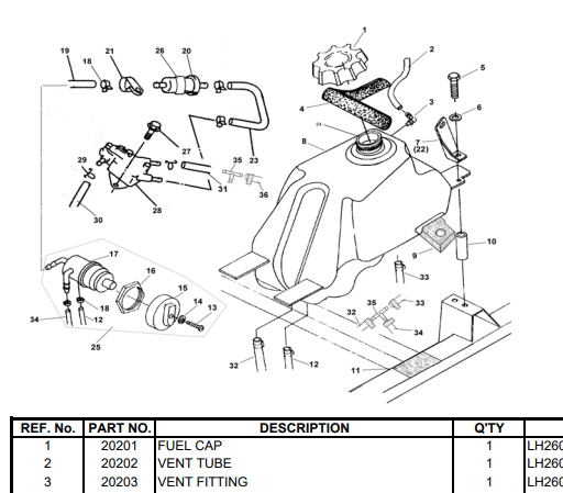 Download Now Linhai 260 Atv Wiring Diagram