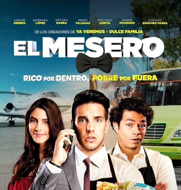 Habrá matanza 2021 pelicula completa en. El MESERO (2021) Latino ONLINE Hd 1080p