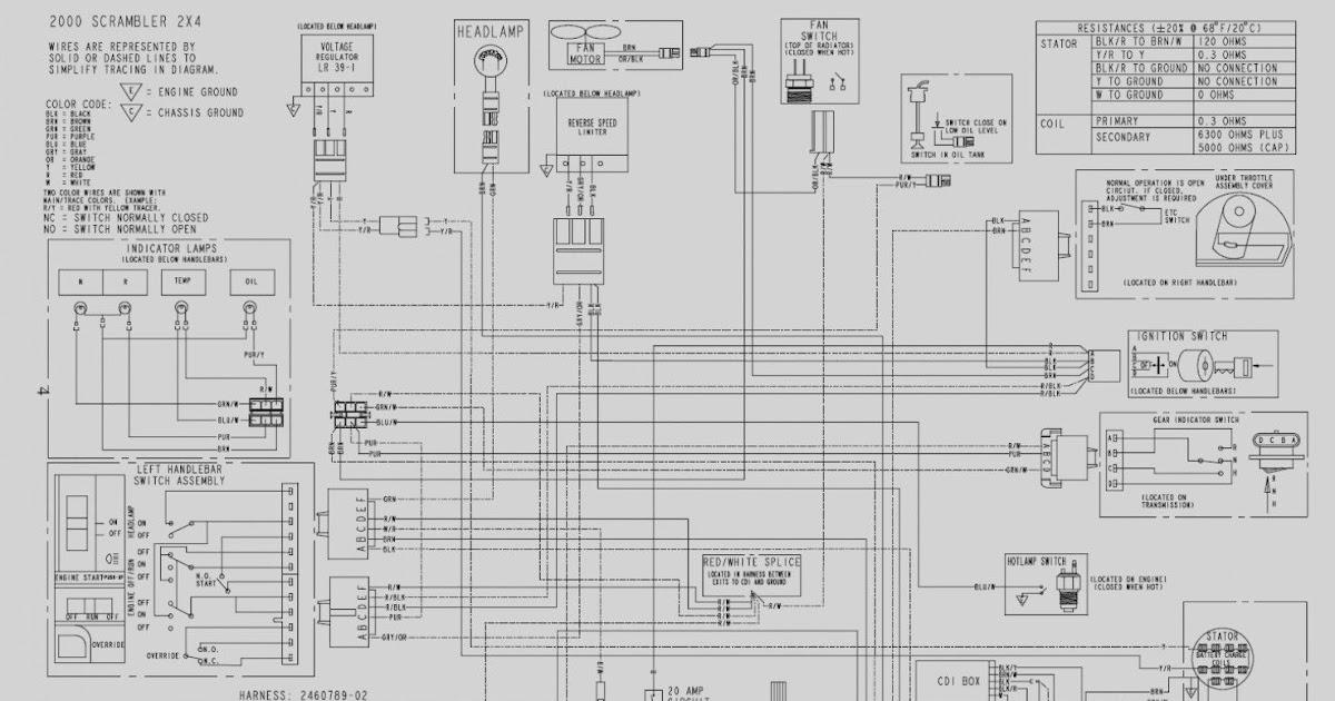 [DIAGRAM] 2006 Polaris Sportsman 800 Wiring Diagram