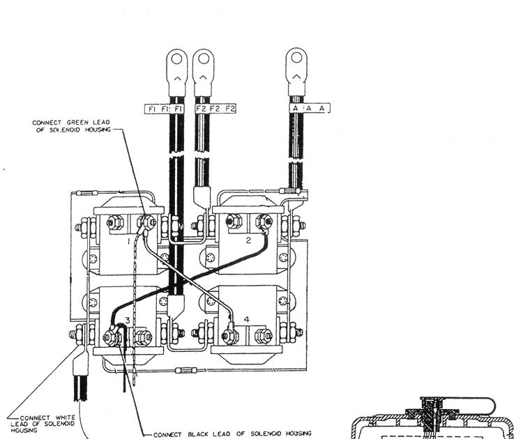 PDF Format 3 Wire Winch Wiring Diagram PDF Format ~ 247