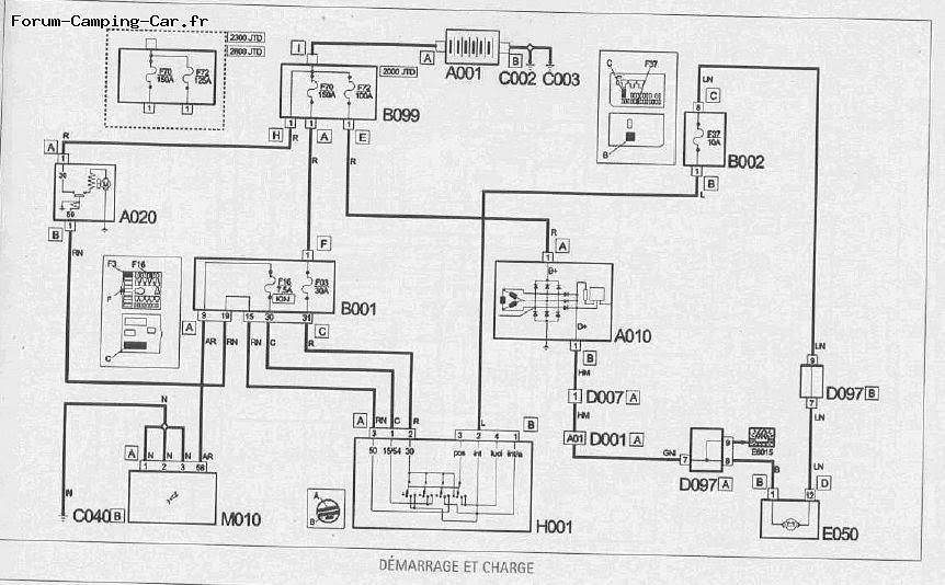 [View 33+] Elektrisch Schema Fiat Ducato 280