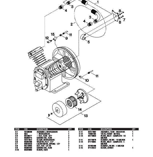 Wiring Diagram Database: Ingersoll Rand Air Compressor