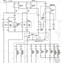 1997 Acura Integra Radio Wiring Diagram 6 Pin Ac Cdi Fuse For 2005 Rsx Library Engine Both Headlights Failed Low Beams Only Team