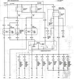 acura rsx engine wiring diagram rsx both headlights failed low beams only team integra  [ 971 x 1168 Pixel ]