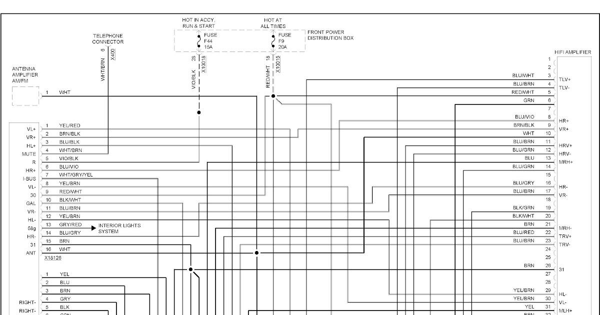 [DIAGRAM] Bmw 5 Series Wiring Diagram
