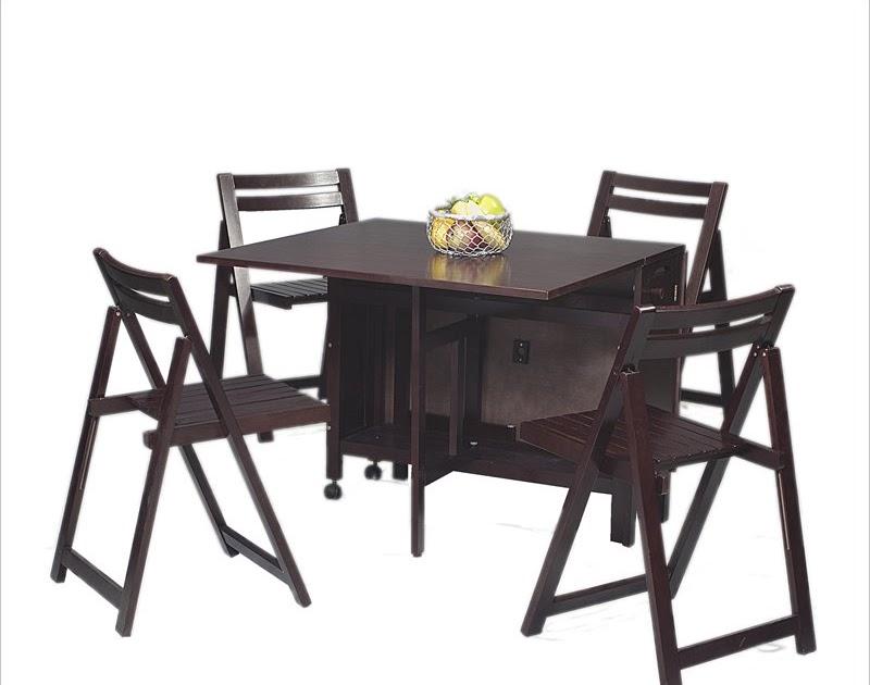 Linon 5 Piece Space Saver Table Set Wenge Modern Coffee Table