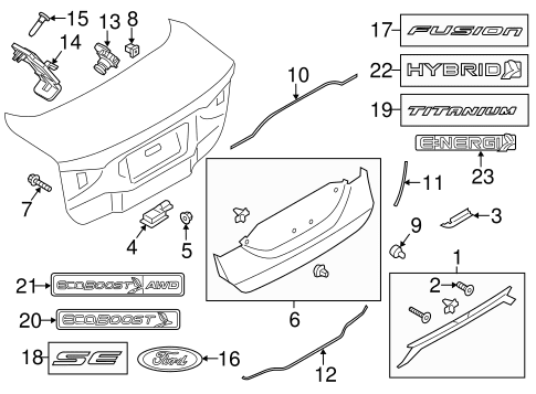 Ford S Max Schematics