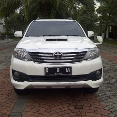 Grand New Avanza Warna Putih All Kijang Innova Spesifikasi 93 Modifikasi Interior Mobil 2010 2018
