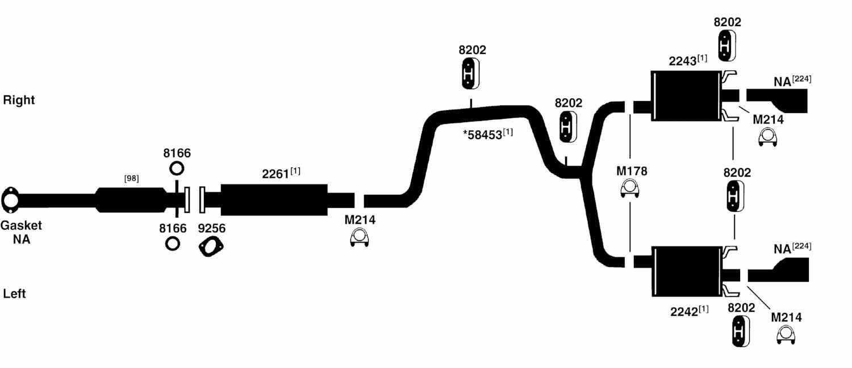 hight resolution of 2000 pontiac grand am exhaust diagram category exhaust diagram wiring diagram data val