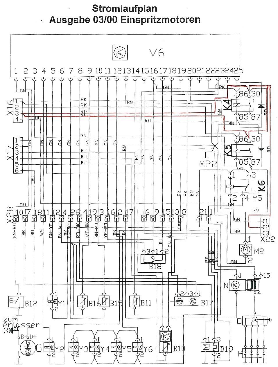 Stromlaufplan Vw Kafer