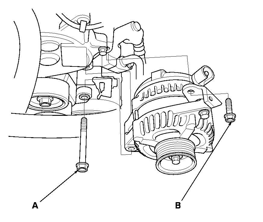Wiring Diagram: 33 2007 Honda Odyssey 35 Serpentine Belt
