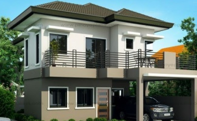 50 Stunning Structural Design Two Storey Residential