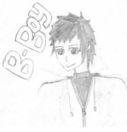 earxagangnad anime boy grey hair