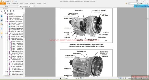 small resolution of allison 1000 transmission wiring diagram schematic diagram