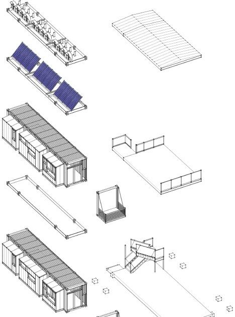 Modern House Plans by Gregory La Vardera Architect: IBU
