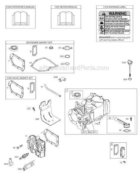 Read repair-manual-for-briggs-intek-20hp-engine PDF