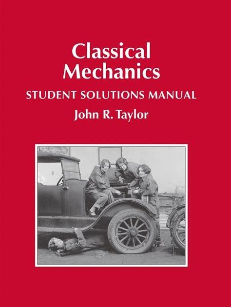 Read john-r-taylor-classical-mechanics-solutions-manual