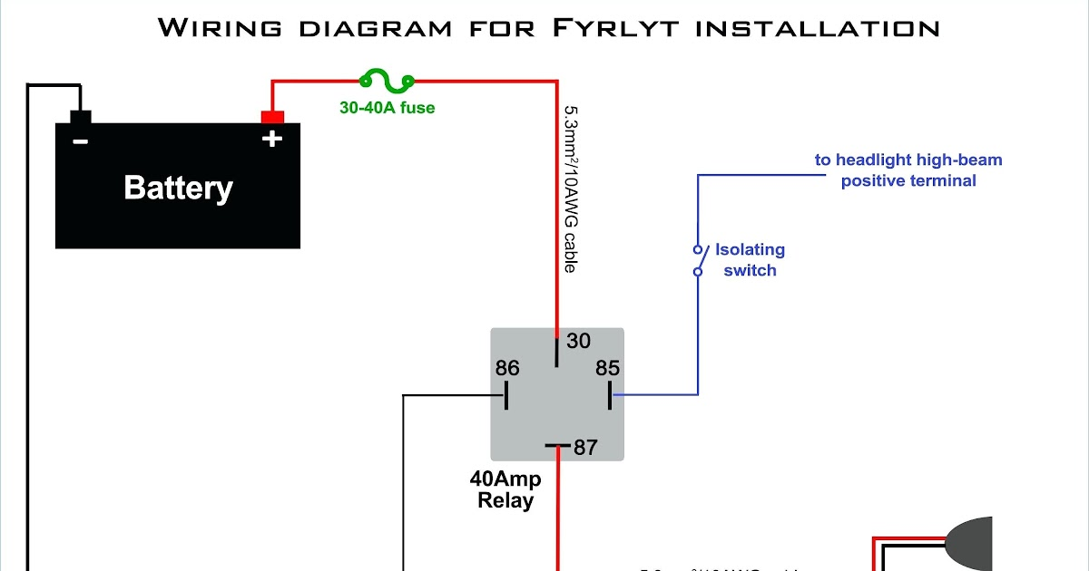 [DIAGRAM] Hella 500 Fog Light Wiring Diagram FULL Version