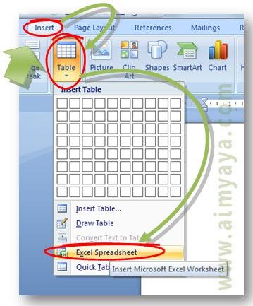Cara Membuat Aplikasi Undian Dengan Excel : membuat, aplikasi, undian, dengan, excel, Membuat, Tabel, Menggunakan, Microsoft, Excel