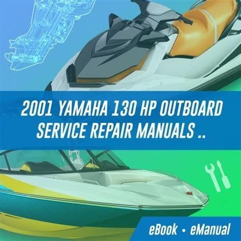 Download EPUB 2001 yamaha vx225 hp outboard service repair