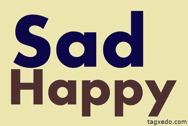 photo archive: sad synonyms