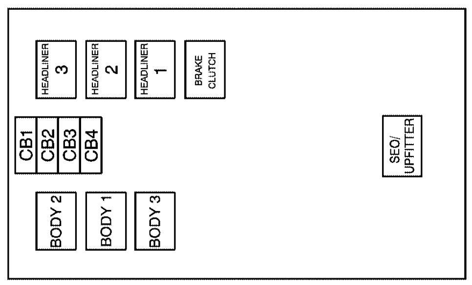 roger vivi ersaks: 2008 Cadillac Escalade Fuse Box Diagram
