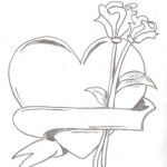 Easy Pencil Sketches Of Flowers Chelss Chapman
