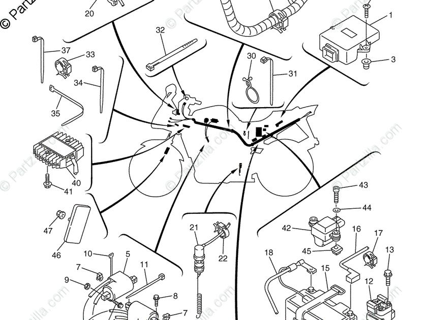 Wiring Diagram PDF: 2002 Yamaha Fz1 Wiring Diagram