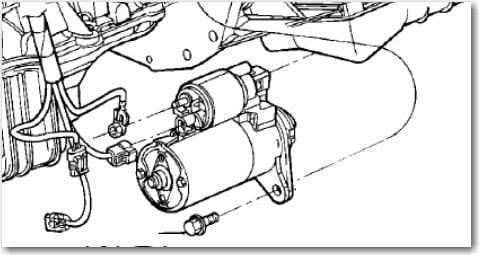2001 Ford F 150 Starter Wiring Diagram