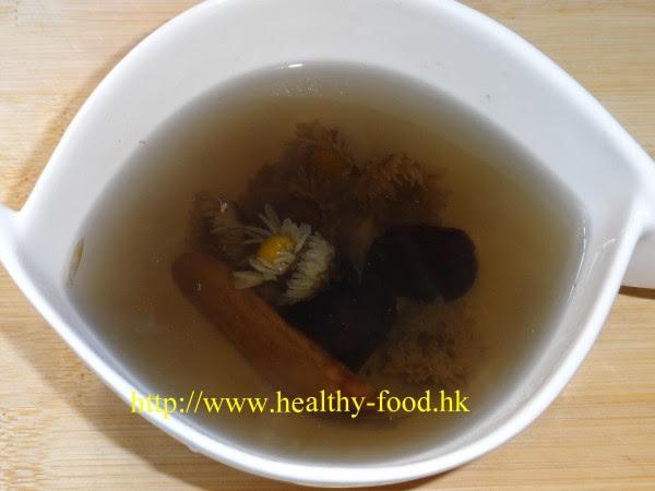 健康快活人: 潤肺湯水