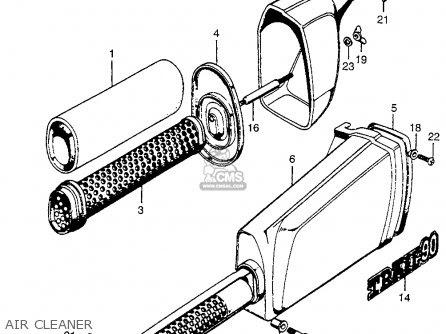 Wiring Diagram: 33 Honda Trail 90 Carburetor Diagram