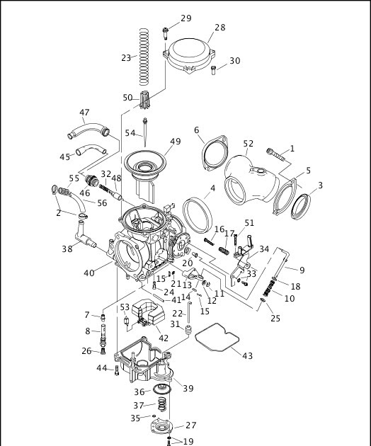Wiring Diagram PDF: 2003 Harley Davidson Engine Diagram