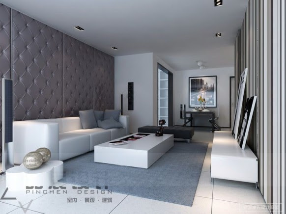 Promote: Modern Living Rooms From The Far East