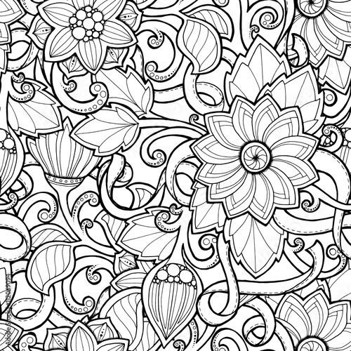 Contoh Gambar Sketsa Bunga  Lowongan Kerja Terbaru