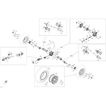 Wiring Diagram: 28 Can Am Outlander Parts Diagram
