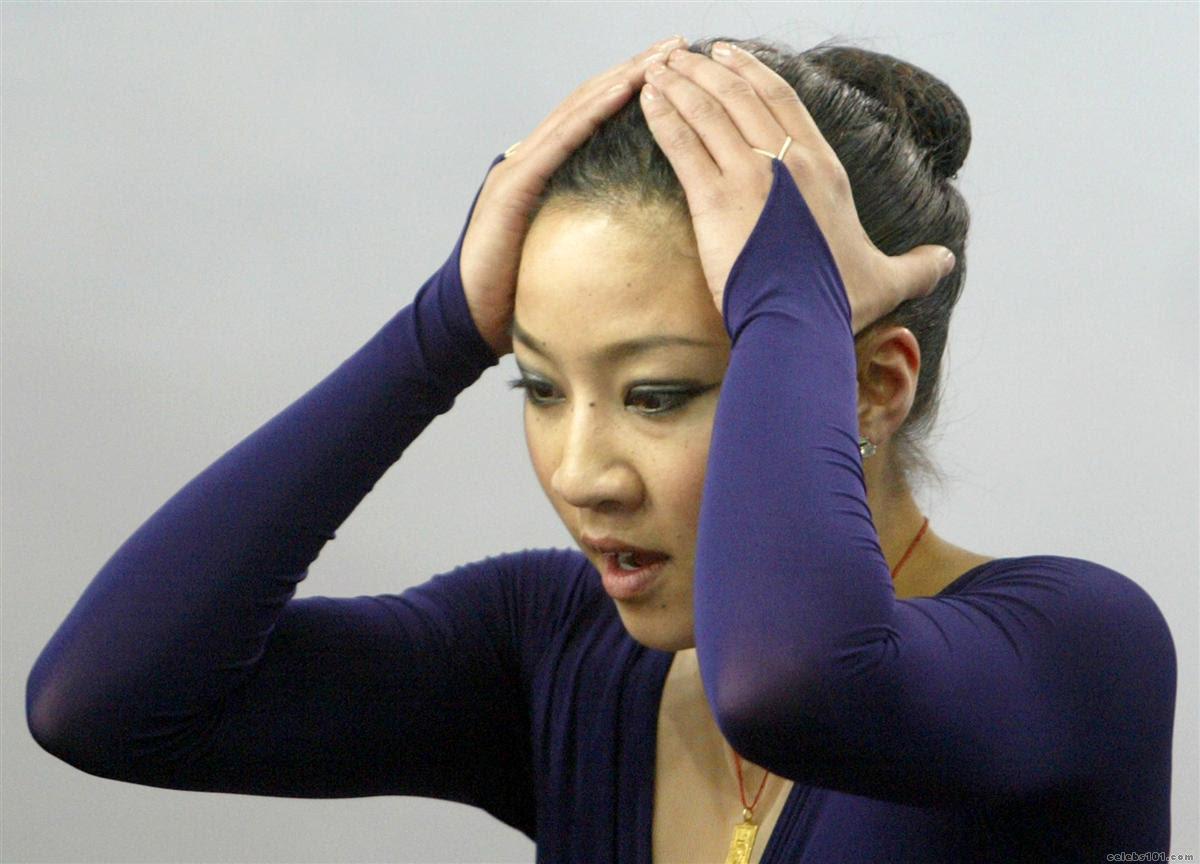 est100 一些攝影(some photos): Michelle Kwan / Michelle Wingshan Kwan . 關穎珊