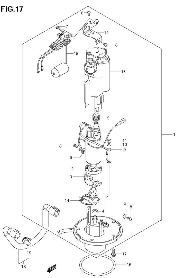 Wiring Diagram PDF: 2002 Gsxr 750 Fuel Pump Wiring Diagram