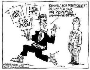 Pro Libertate: The Romney Candidacy, or Will The Saints Go