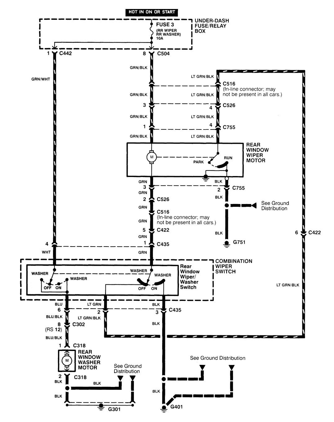 Bluebird Wiring Schematic