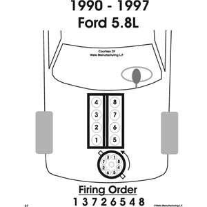 F 150 Firing Order
