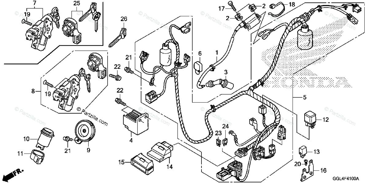 gmwiringdiagram: Nash Metropolitan Wiring Diagram