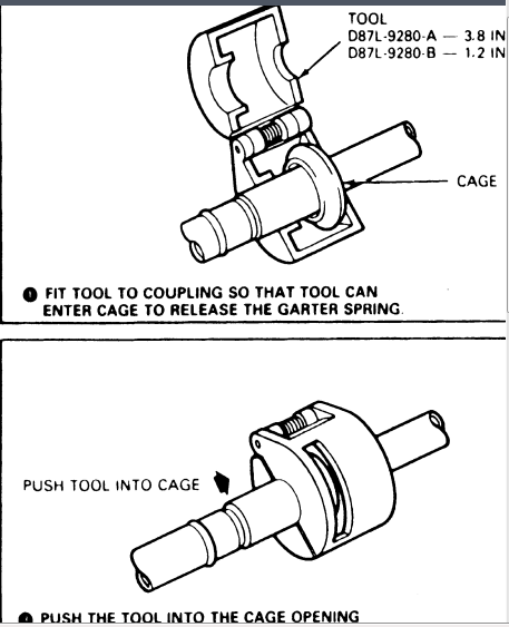 HowToRepairGuide.com: How to remove fuel filter from 1997