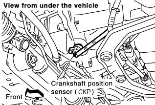 2004 Nissan Maxima Camshaft Sensor ~ Perfect Nissan