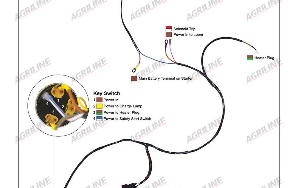 70 Fresh Massey Ferguson 135 Starter Wiring Diagram