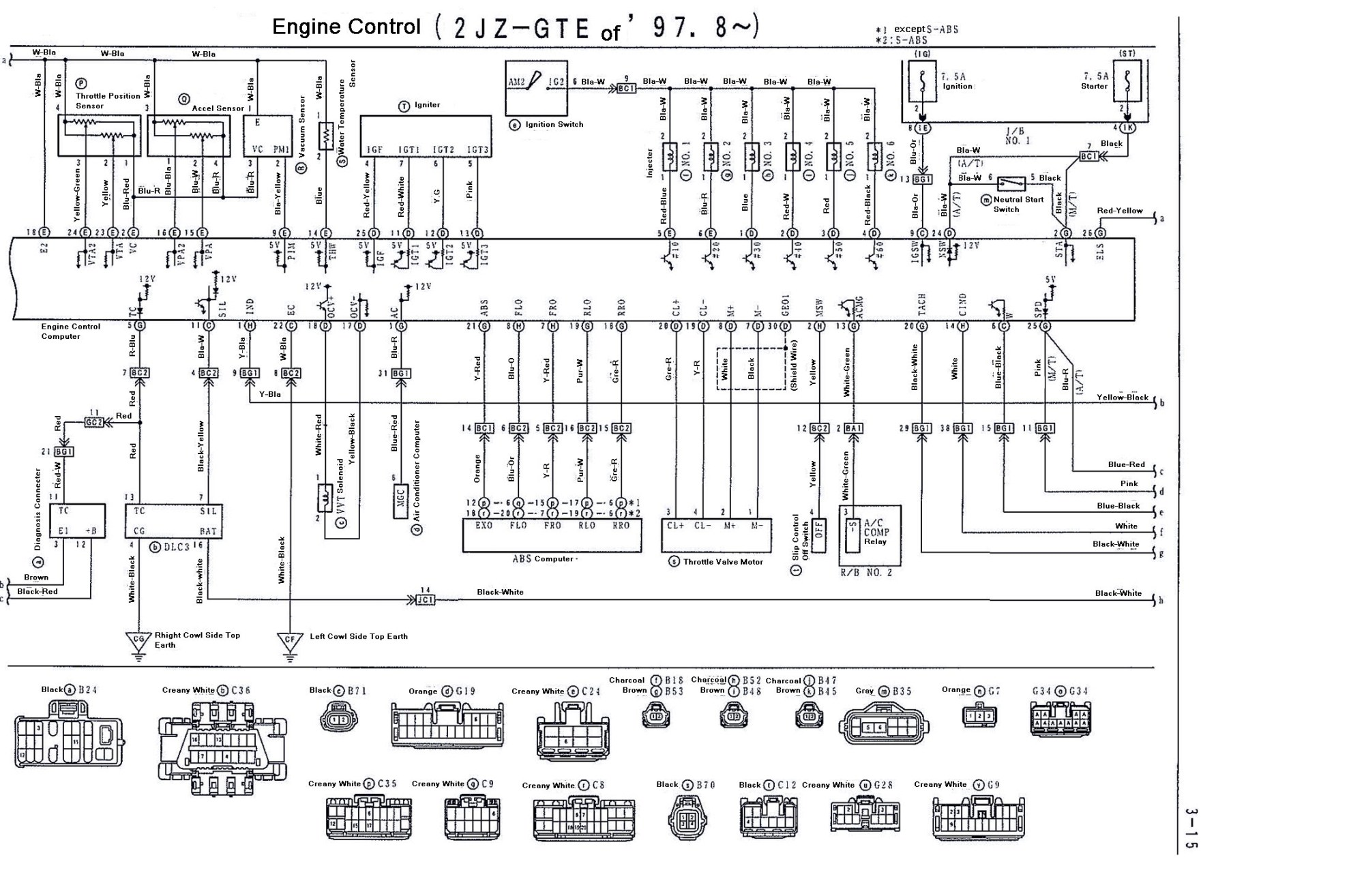 hight resolution of lexu is300 coil wiring diagram