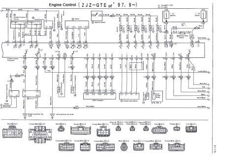 small resolution of lexu is300 coil wiring diagram