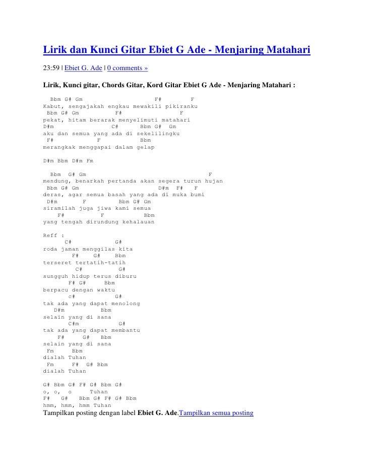 Chord Lagu Zombie : chord, zombie, Chord, Zombie