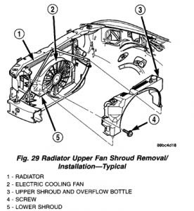 Wiring Diagram: 33 2001 Dodge Durango Heater Hose Diagram