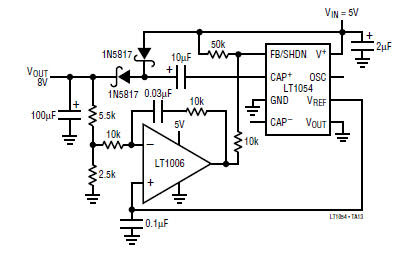 Converter Power Supply Circuit Diagram Schematic Free