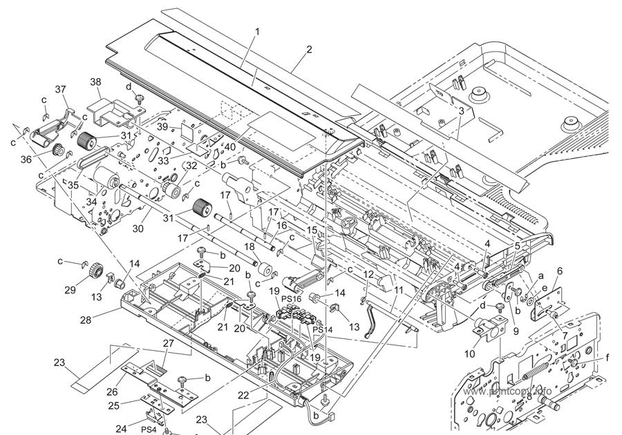 Konica C452 Manual